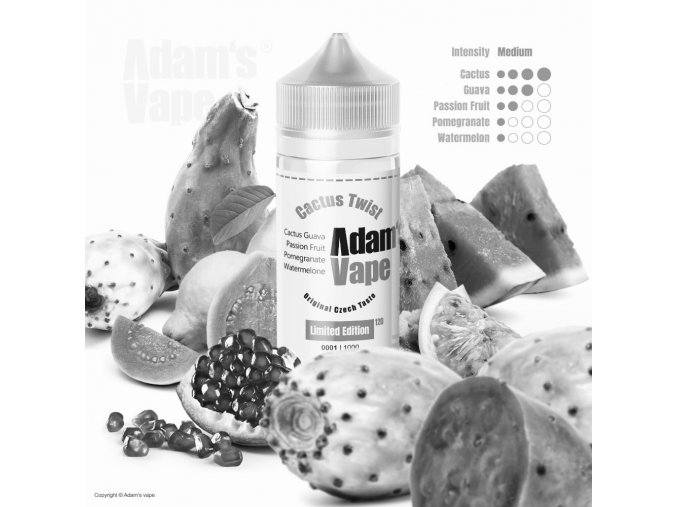 Adams Vape Cactus Twist