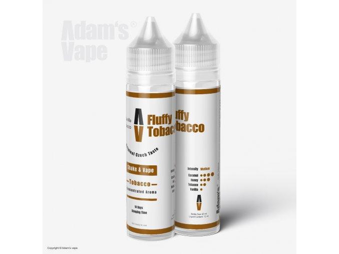 Adams Vape Fluffy Tobacco