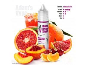 Adams Vape Blood Orange Slush