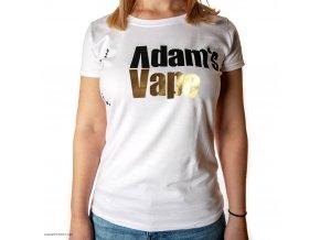 Adams Vape Triko Fluffy Tobaco edition damske 01
