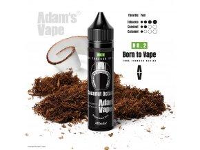 Adamsvape Coconut Octane 01