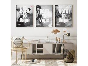 Adams Vape True Tobacco Series Poster 01
