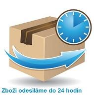 odesíláme zboží do 24 hodin