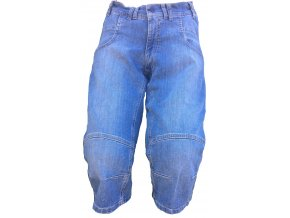 šortky jeans