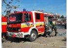 Dárky pro hasiče