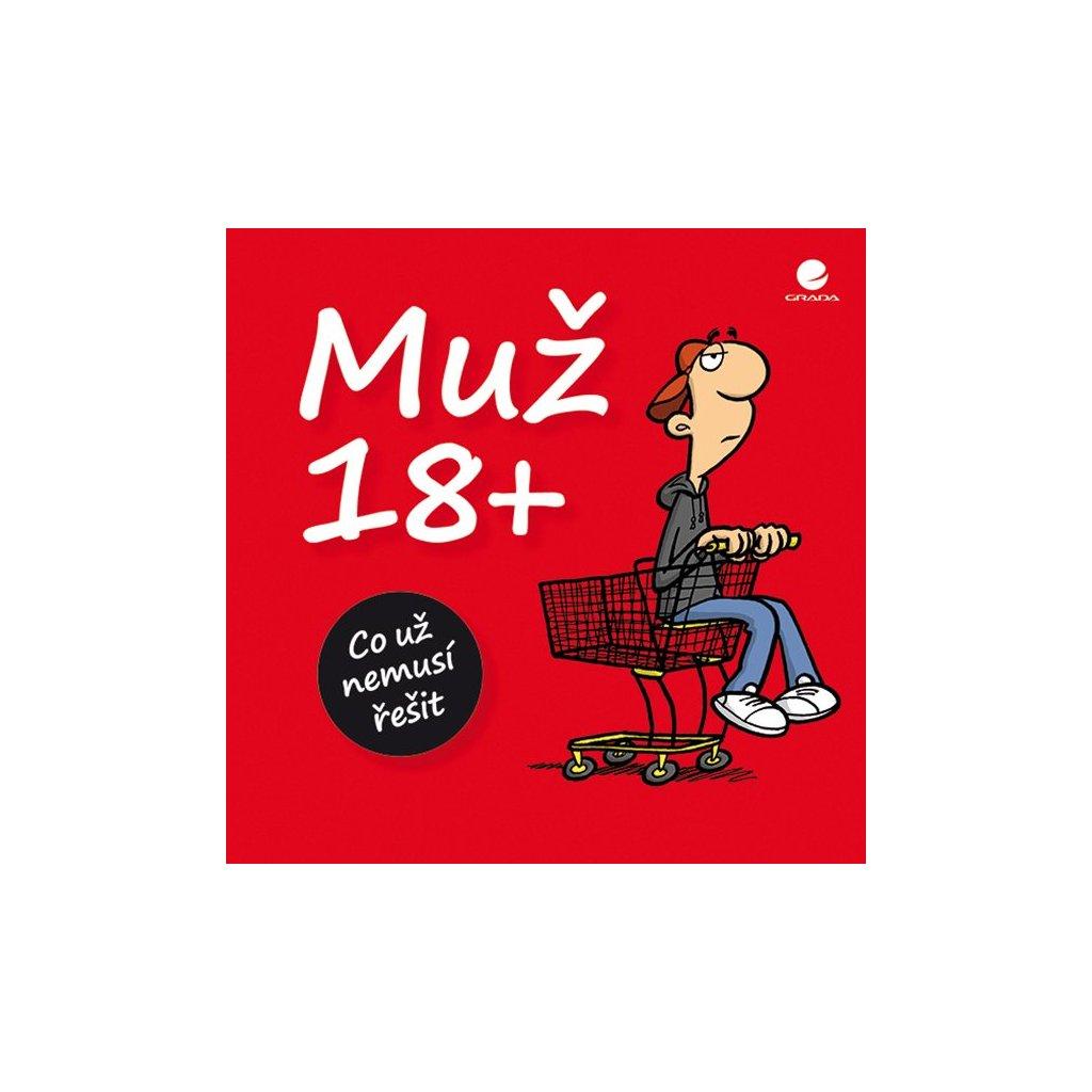 Kniha muž 18