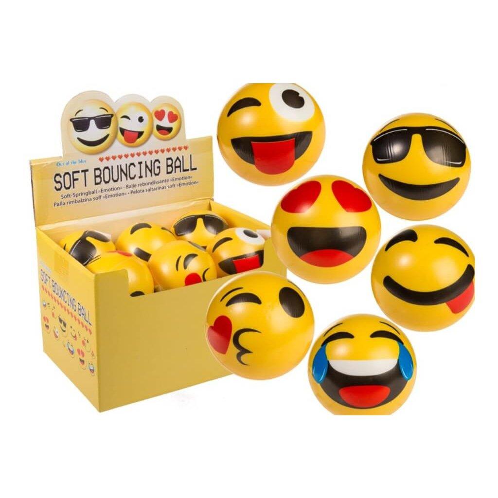 Smajlík antistresový míček