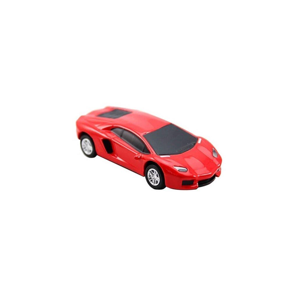 Flash disk závodné auto