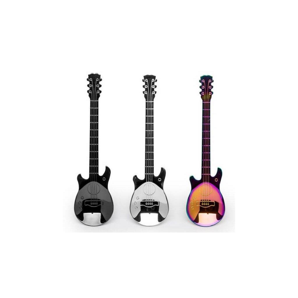 Darčekový set lyžičiek – gitara