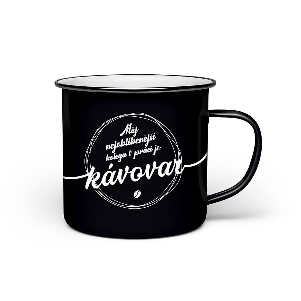 Mini plecháček - Kávovar