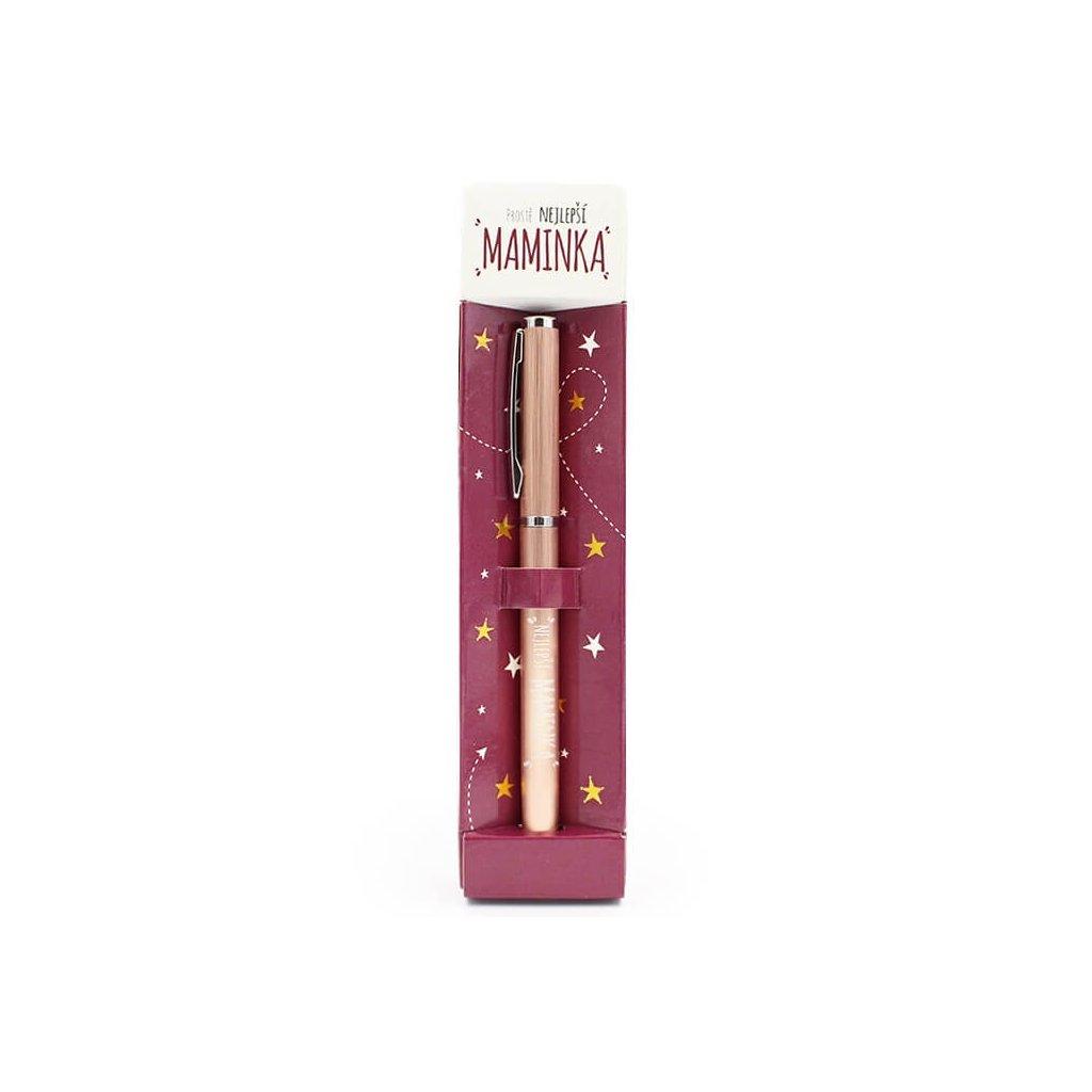 Guľôčkové pero pre mamičku