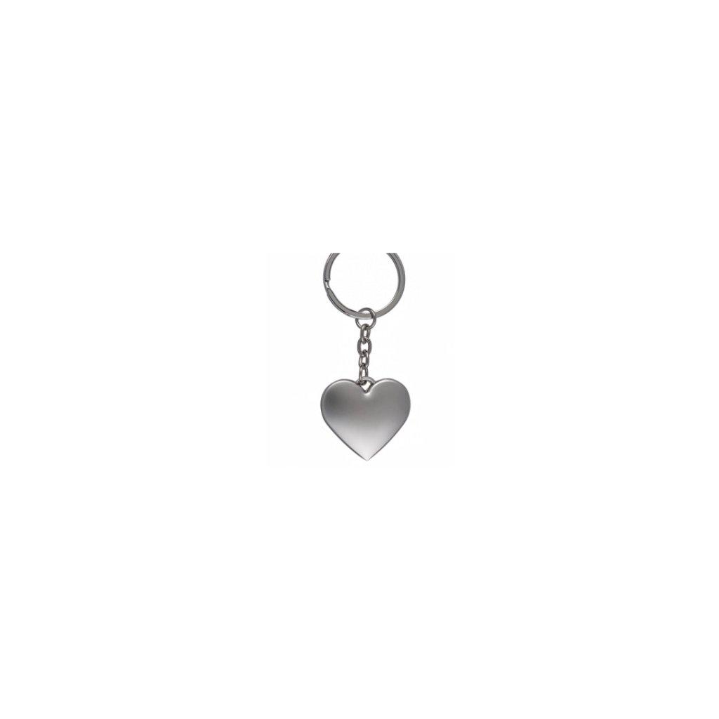 Kľúčenka – srdce NATHALIE