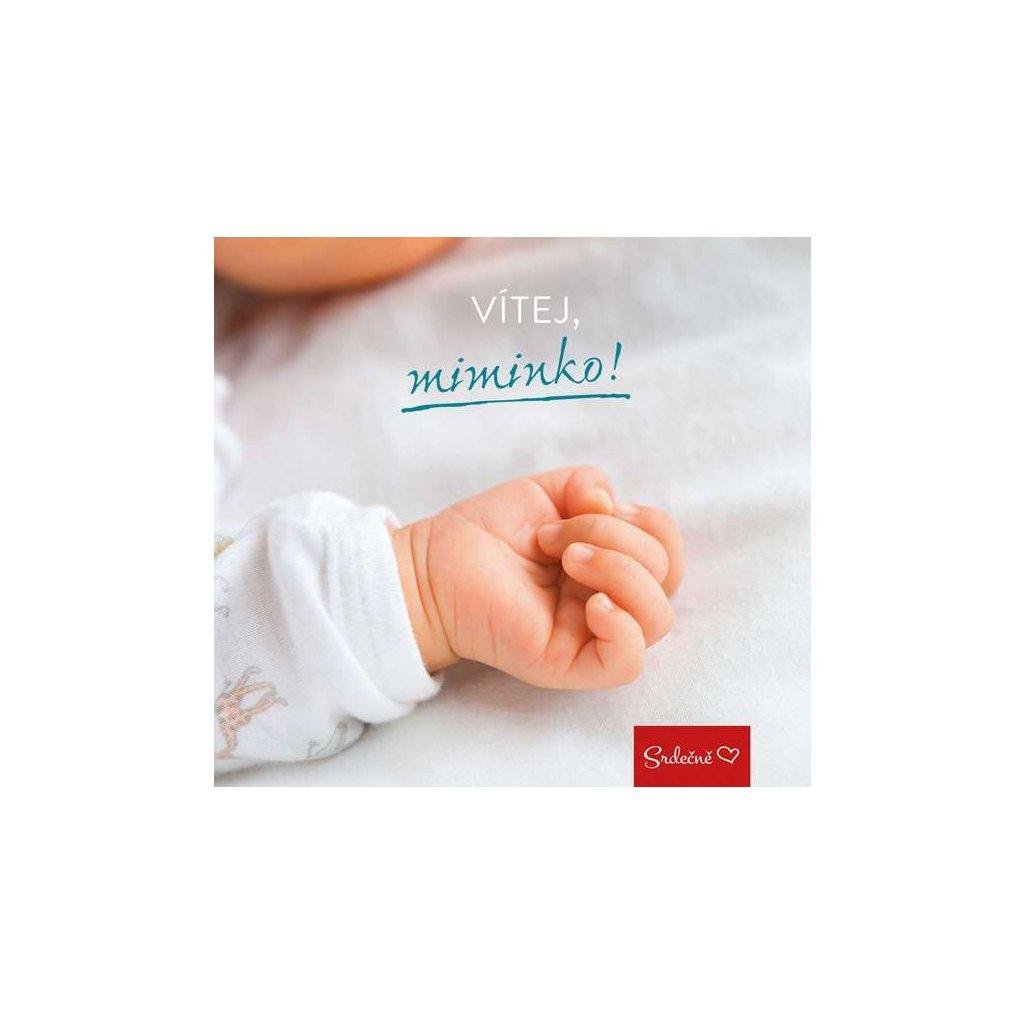 Kniha – Vítaj bábätko