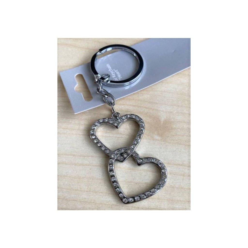 Kľúčenka – srdce ISABELLE