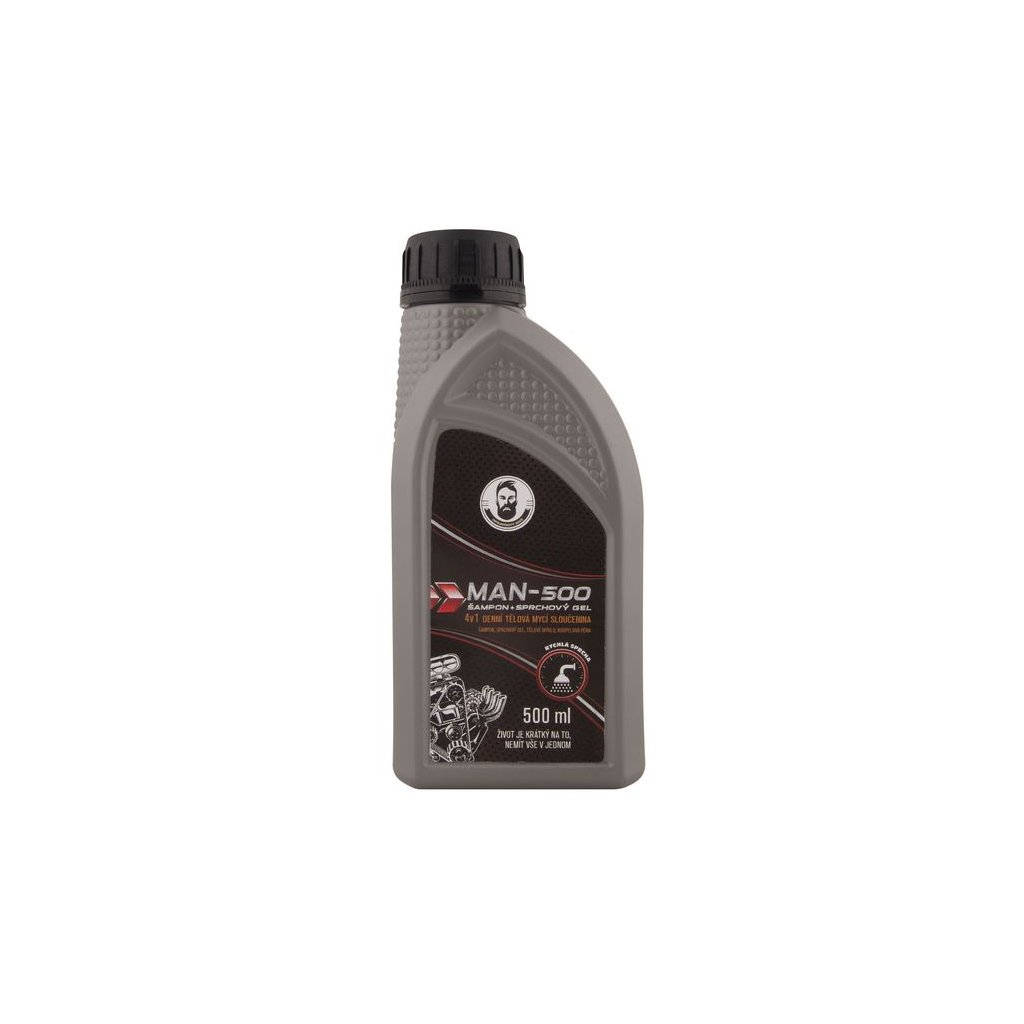 Sprchový gel Industrial man