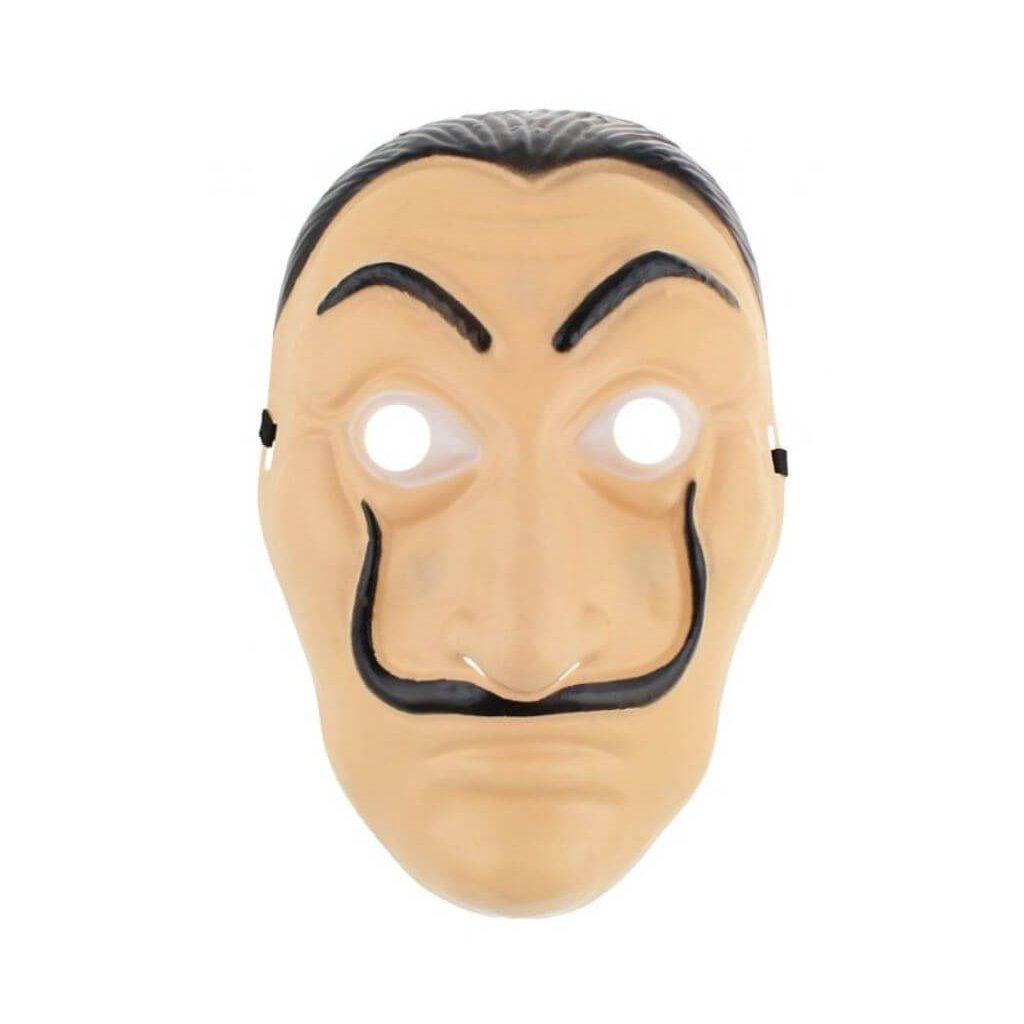Maska Salvador Dali - La Casa De Papel