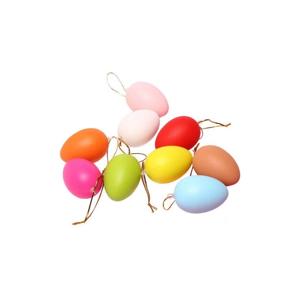 Farebné veľkonočné vajíčka