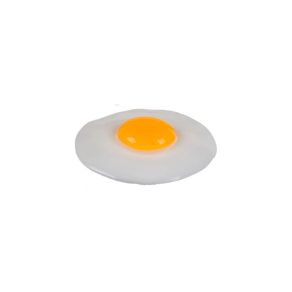 Antistresové vyprážané vajíčko