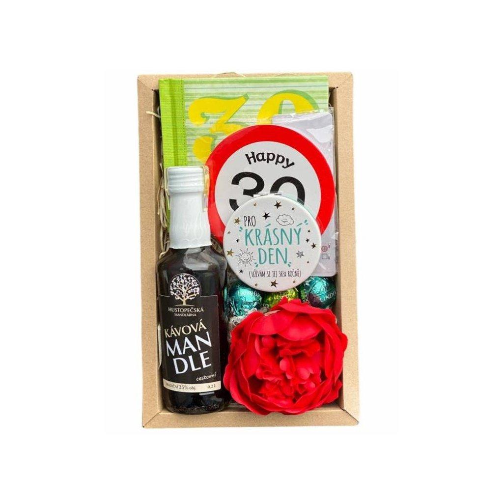 Darčekový balíček pre ženy 30