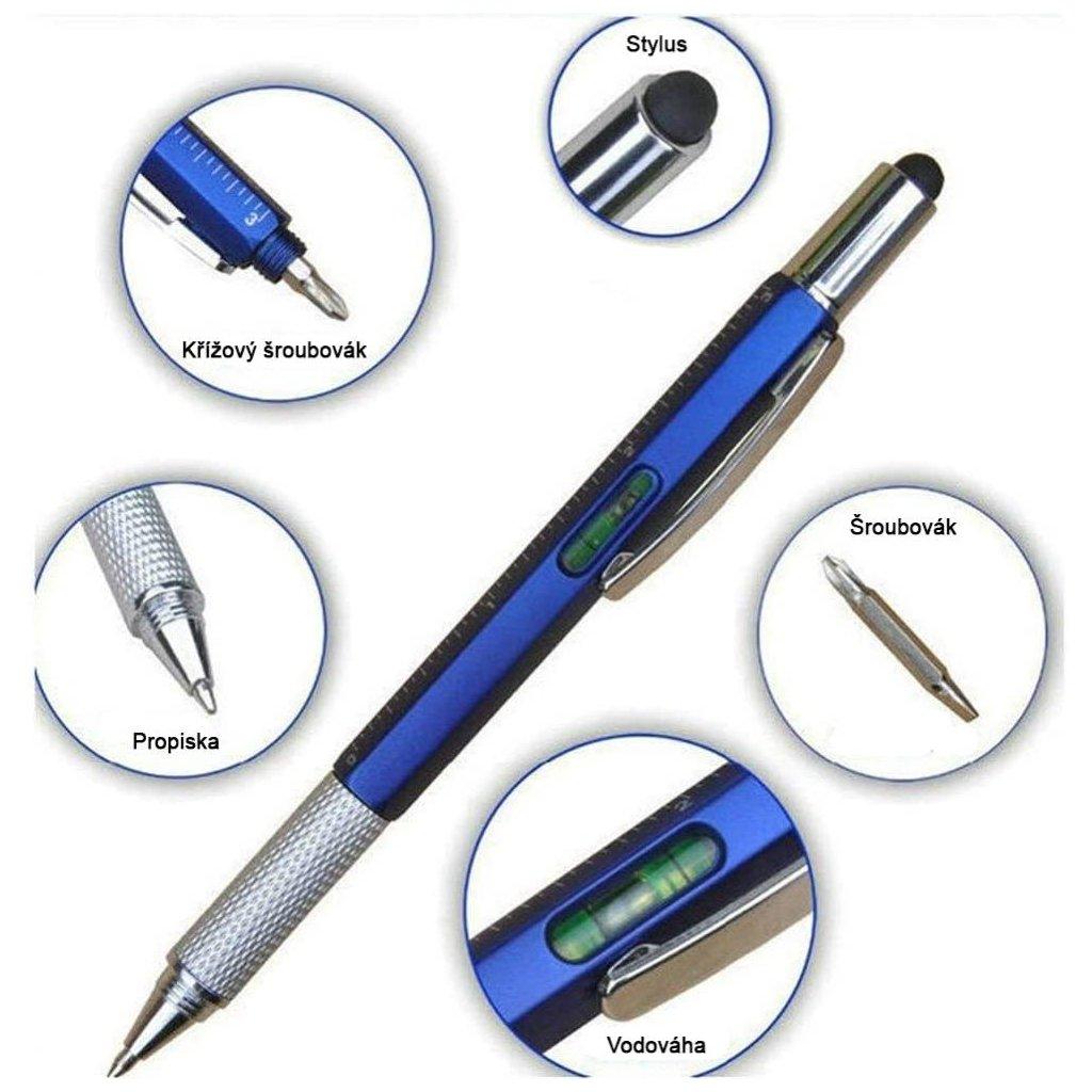 Multifunkčné pero pre kutilov