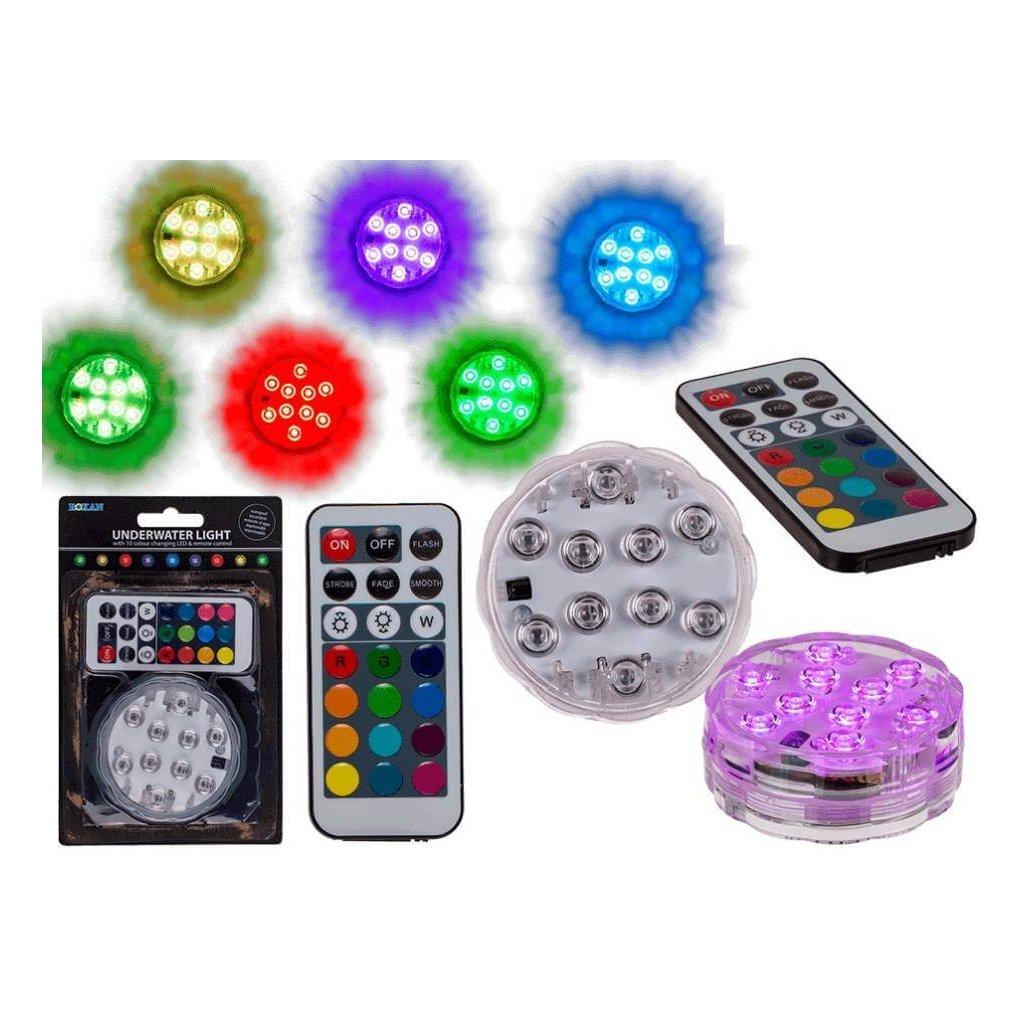 Ponorné LED světlo