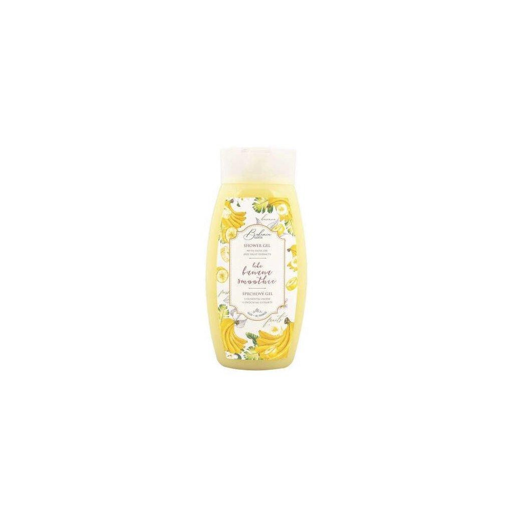 Sprchový gel banánový