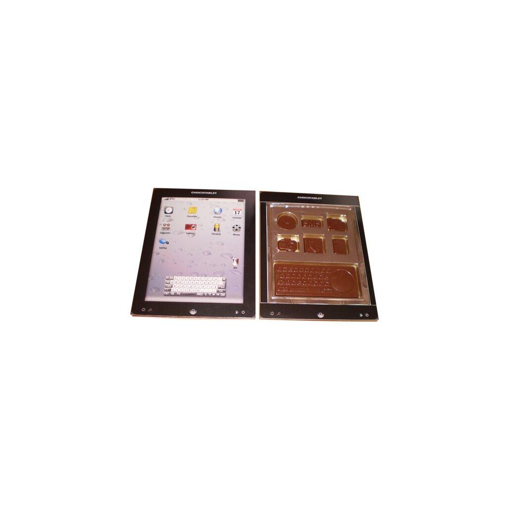 Čokoládový tablet
