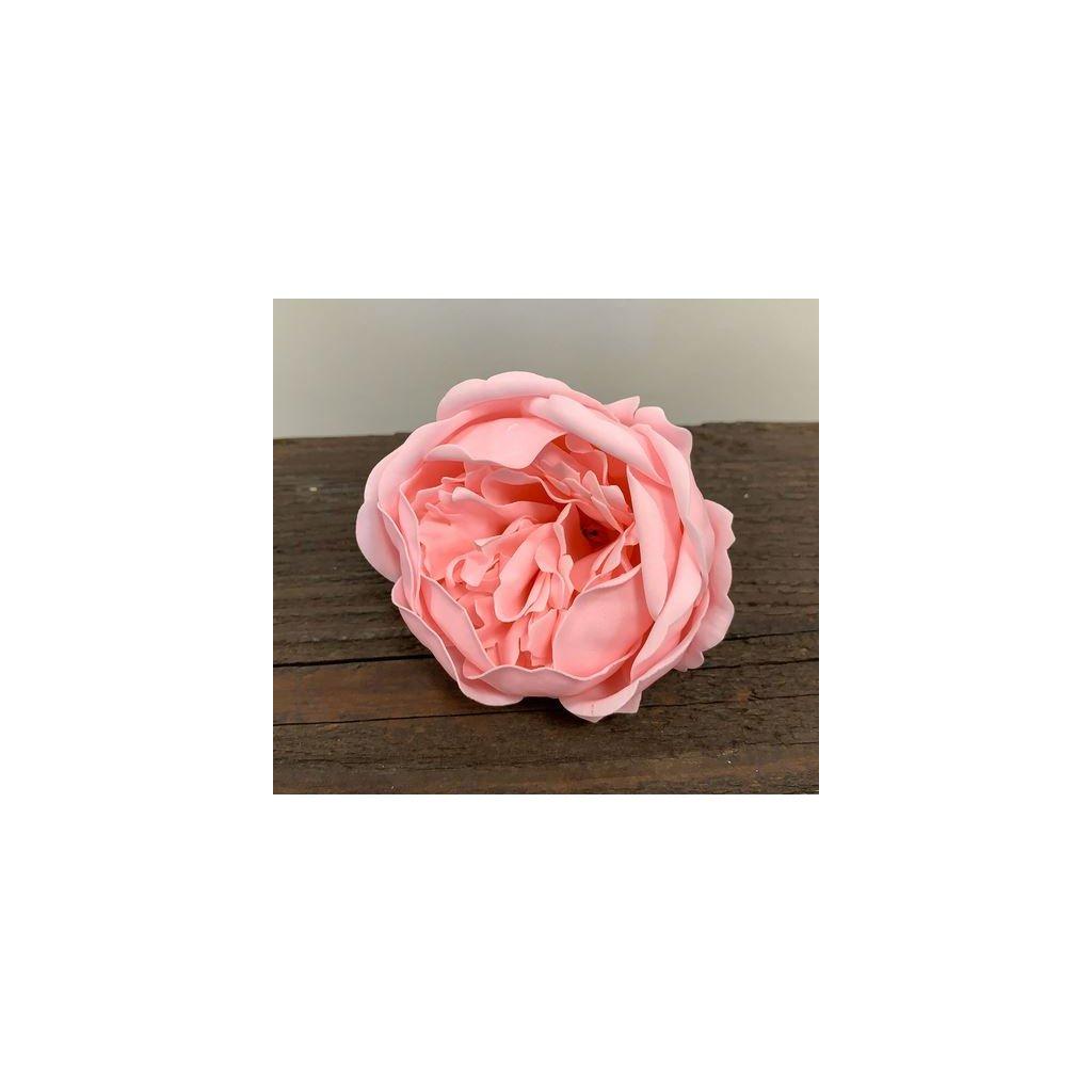 Mýdlový květ pivoňka růžová