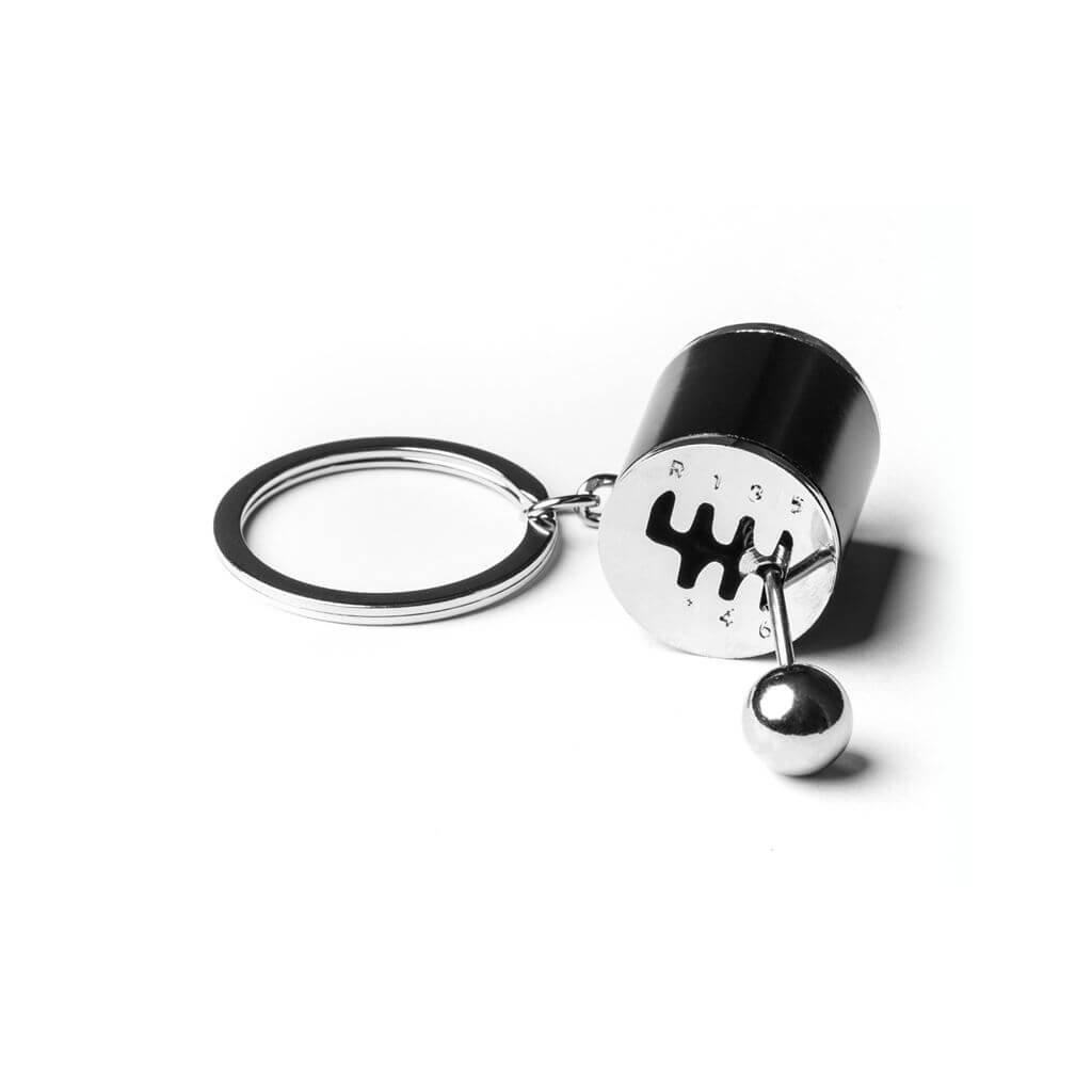 Kľúčenka - radiaca páka