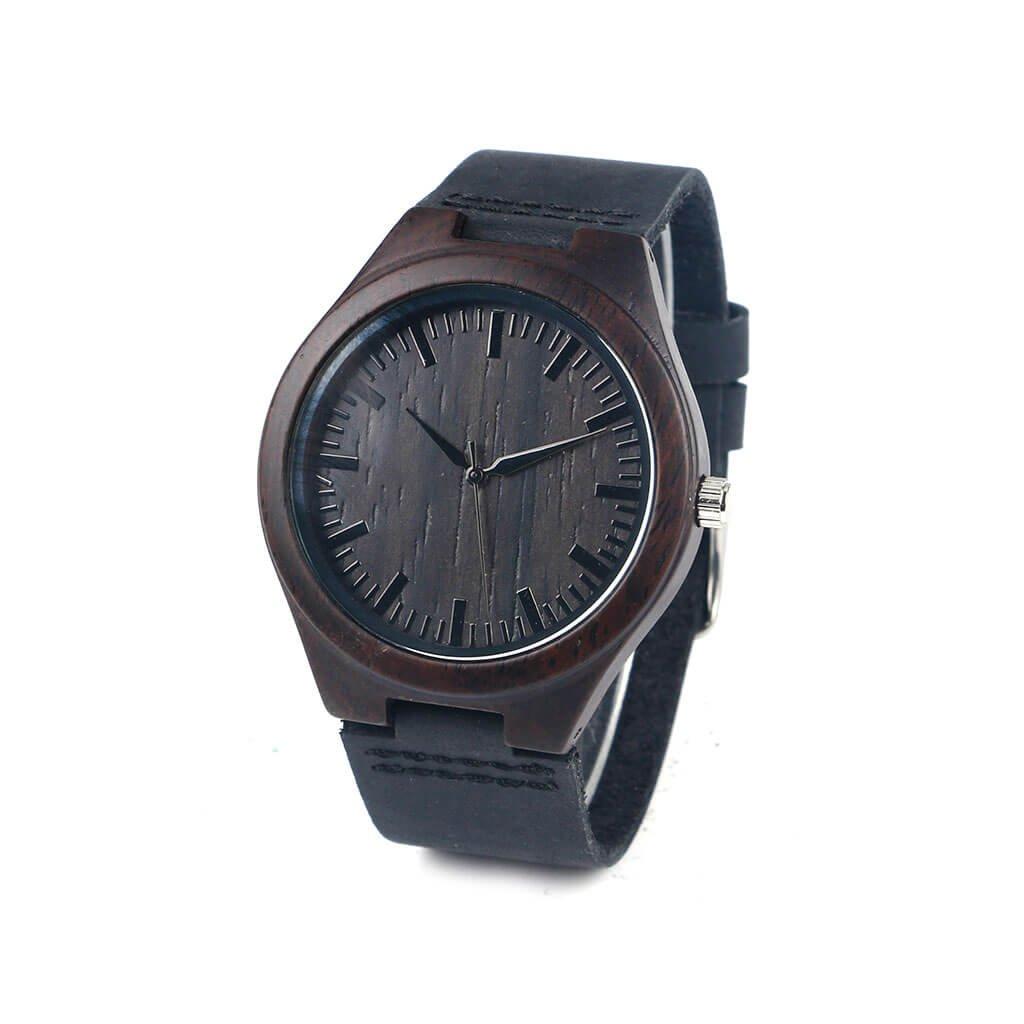 Drevené hodinky Henri