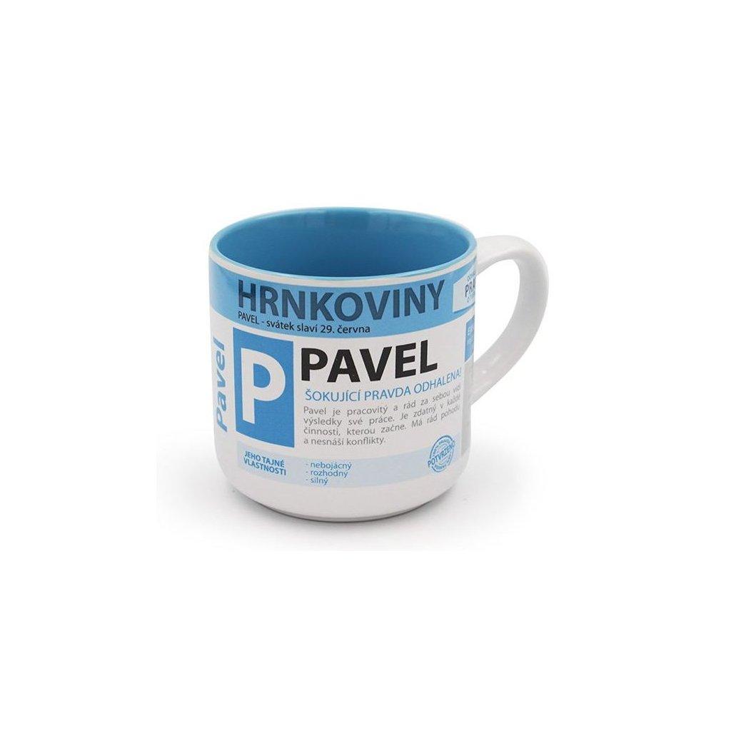 Hrnkoviny Pavel