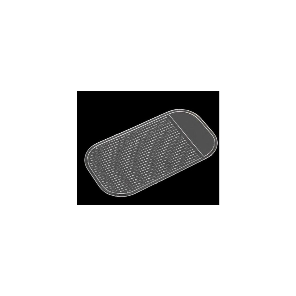 Nanopodložka- průhledná