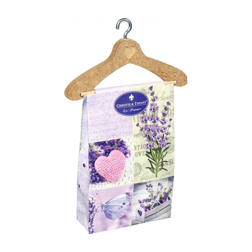 Vonný sáček do šatníku La Provence