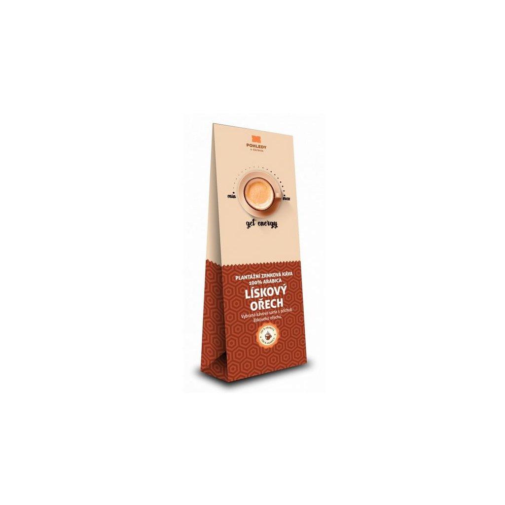 Káva Lískový ořech
