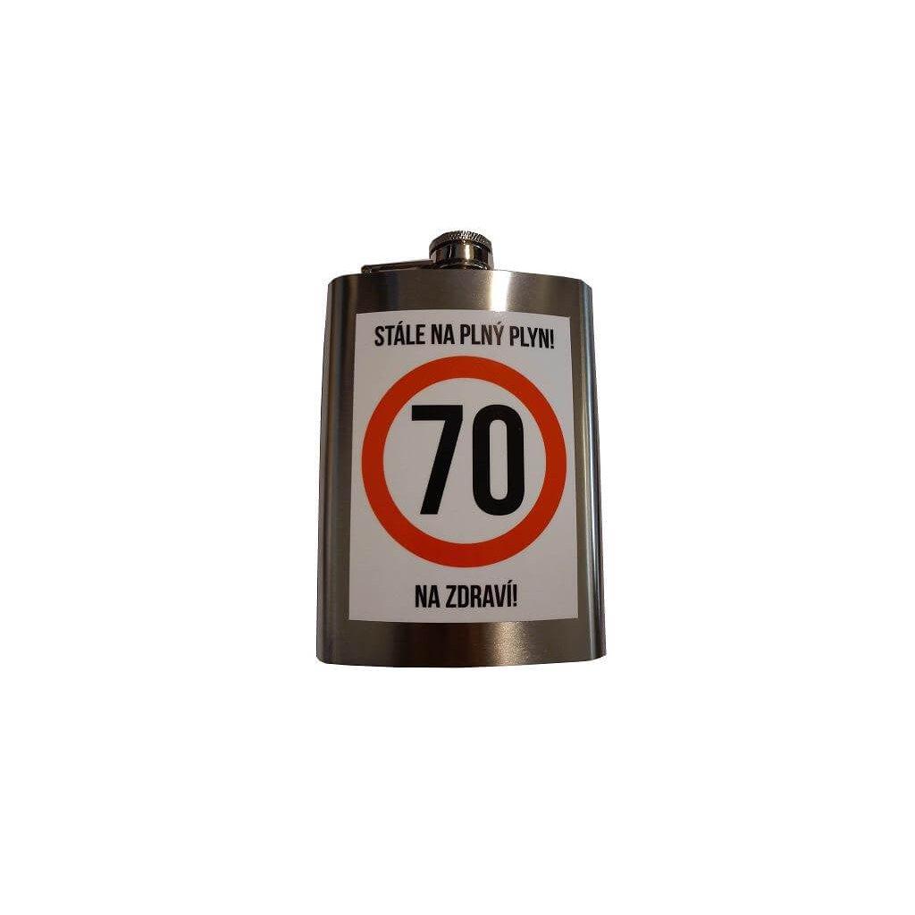 Ploskačka - Stále na plný plyn 70