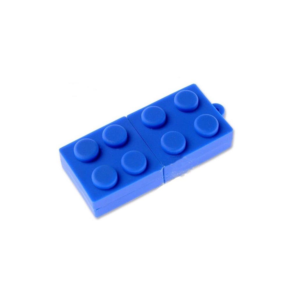 Flash disk – Stavebnicová kocka