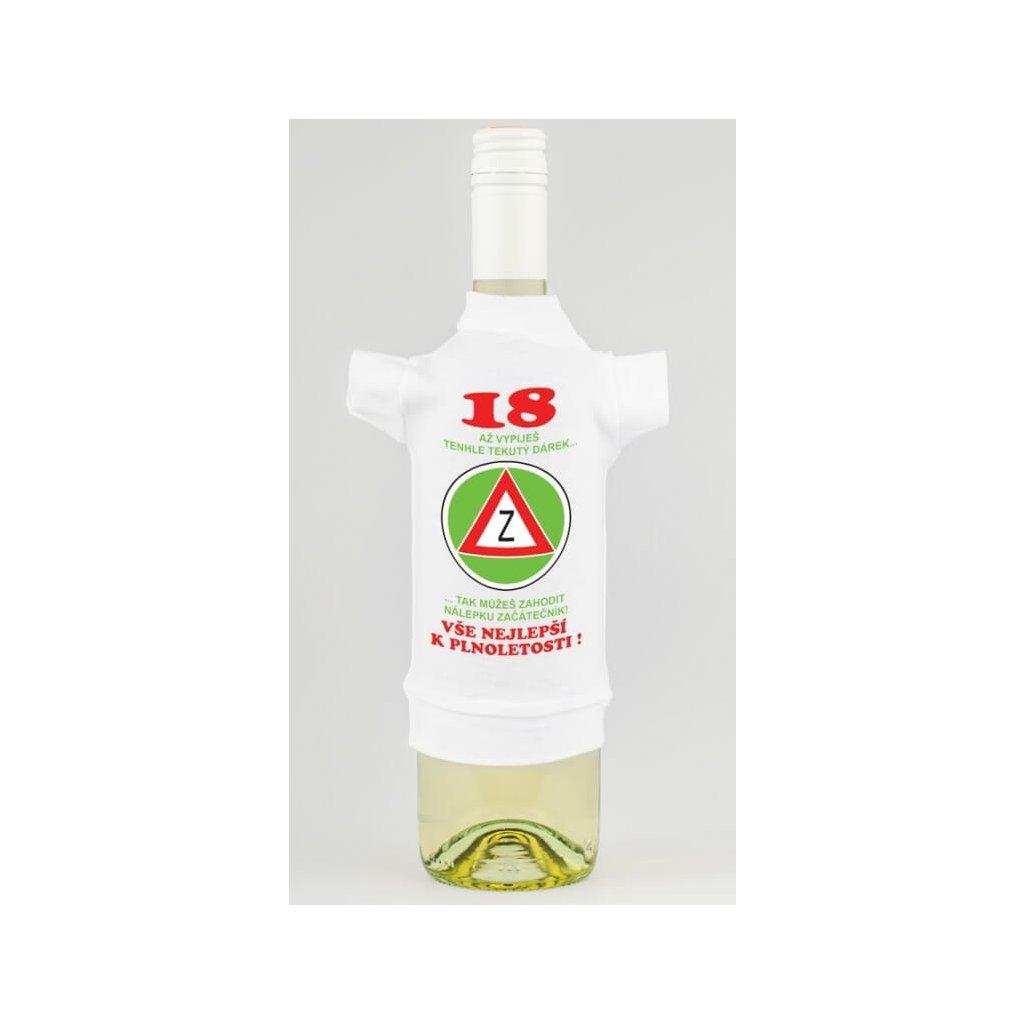 Triko na lahev - Začátečník