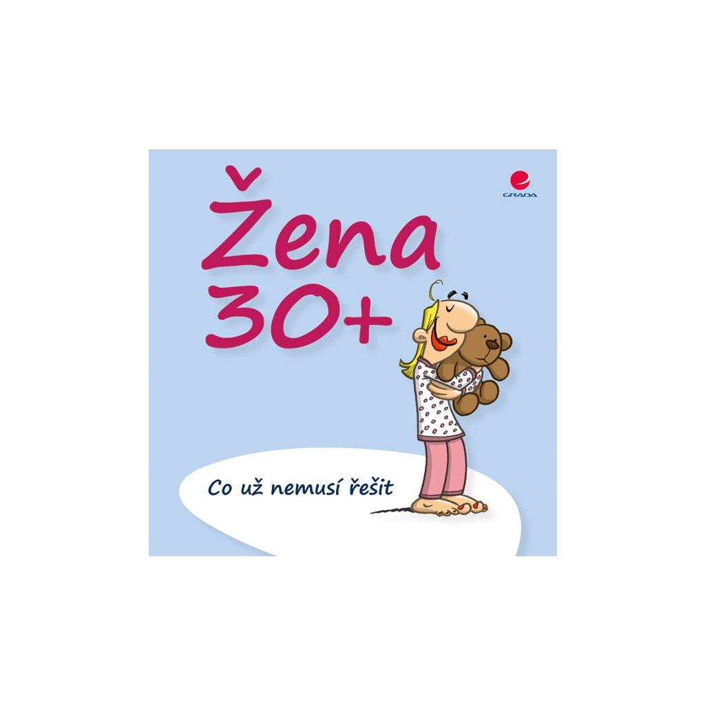 Kniha žena 30