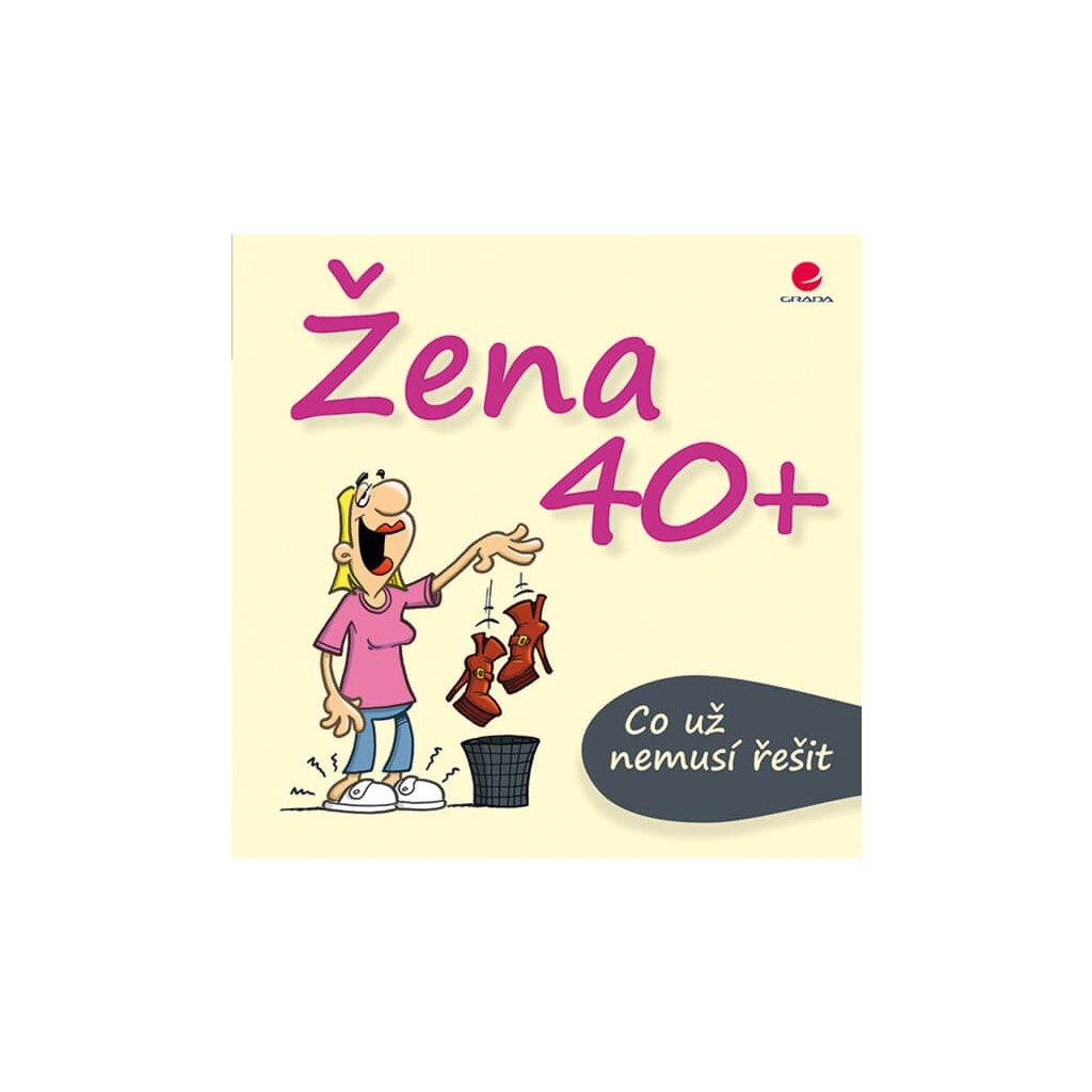 Kniha žena 40