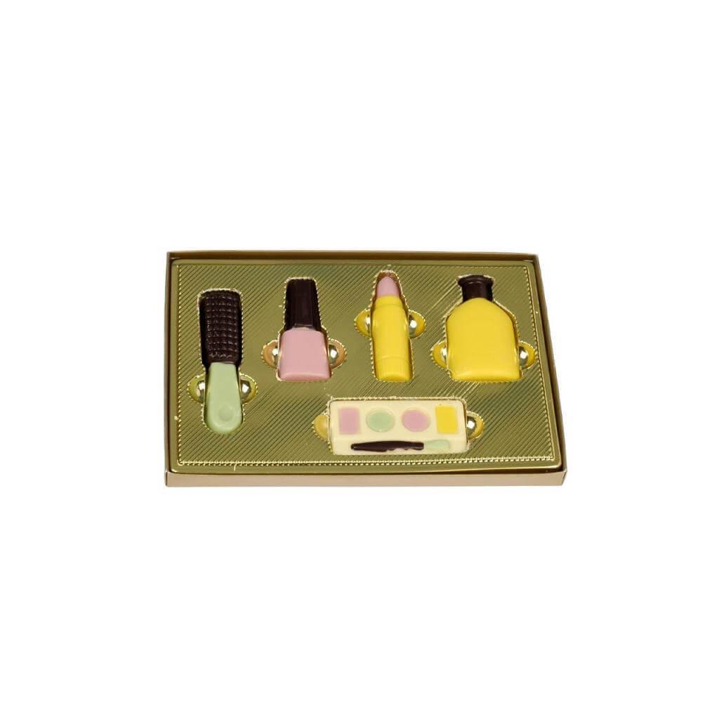 Kozmetický set z čokolády