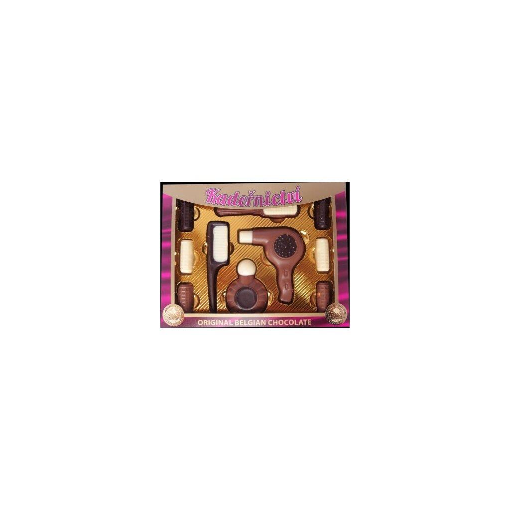 Čokoládové kaderníctvo