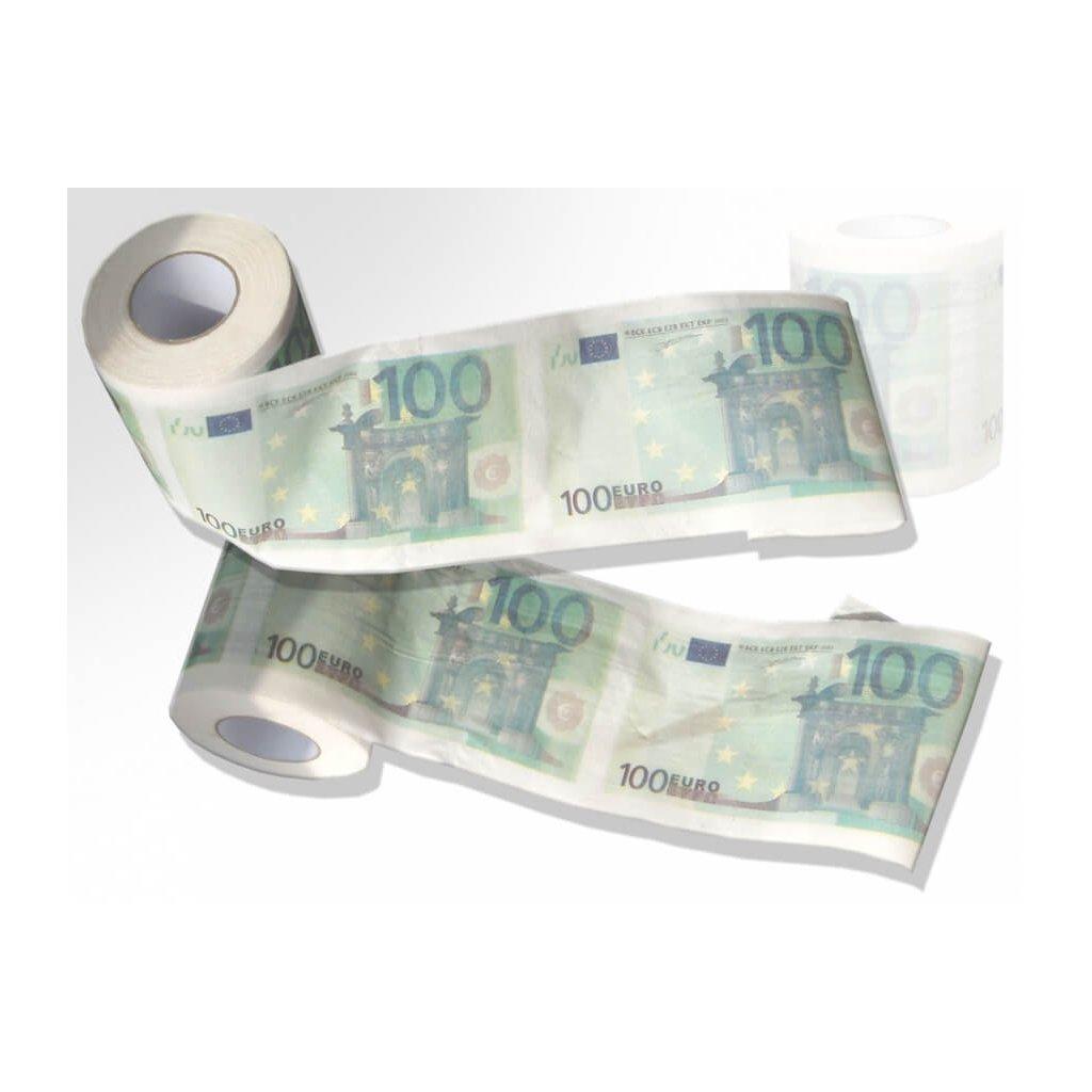Toaletní papír StoEurovka