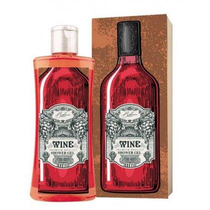 Sprchový gel Víno