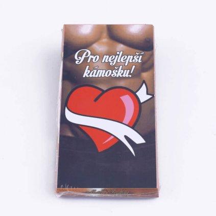 Čokoláda – Pre najlepšiu kamarátku