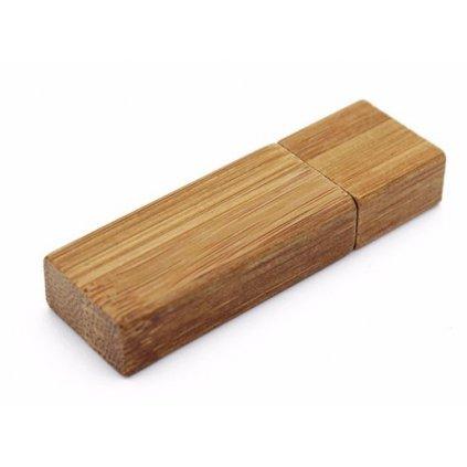 USB flash disk dřevo - malý 32 GB