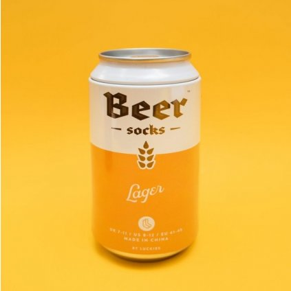 Ponožky pivo - ležák