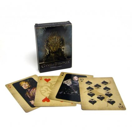 Hracie karty Game of Thrones