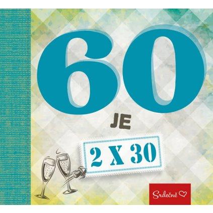 Kniha 60 – Dvakrát tridsať