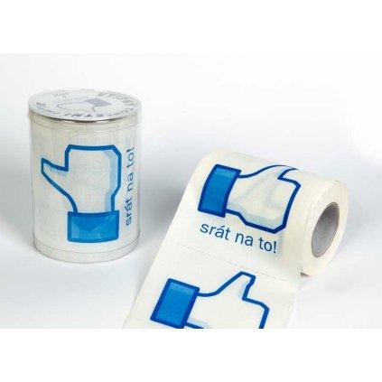 Toaletný papier Like Srať na to