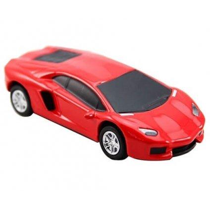 Flash disk závodní auto